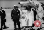 Image of Jacquelin Kennedy Rome Italy, 1962, second 23 stock footage video 65675042226