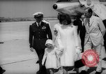 Image of Jacquelin Kennedy Rome Italy, 1962, second 24 stock footage video 65675042226
