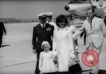 Image of Jacquelin Kennedy Rome Italy, 1962, second 25 stock footage video 65675042226
