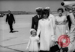 Image of Jacquelin Kennedy Rome Italy, 1962, second 26 stock footage video 65675042226