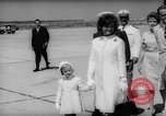 Image of Jacquelin Kennedy Rome Italy, 1962, second 27 stock footage video 65675042226