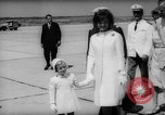 Image of Jacquelin Kennedy Rome Italy, 1962, second 28 stock footage video 65675042226