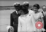 Image of Jacquelin Kennedy Rome Italy, 1962, second 29 stock footage video 65675042226