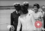 Image of Jacquelin Kennedy Rome Italy, 1962, second 30 stock footage video 65675042226