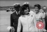 Image of Jacquelin Kennedy Rome Italy, 1962, second 31 stock footage video 65675042226