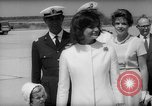 Image of Jacquelin Kennedy Rome Italy, 1962, second 32 stock footage video 65675042226