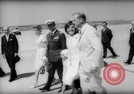 Image of Jacquelin Kennedy Rome Italy, 1962, second 41 stock footage video 65675042226