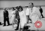 Image of Jacquelin Kennedy Rome Italy, 1962, second 42 stock footage video 65675042226