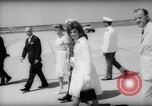 Image of Jacquelin Kennedy Rome Italy, 1962, second 43 stock footage video 65675042226