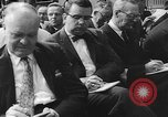 Image of Dwight D Eisenhower Washington DC USA, 1960, second 24 stock footage video 65675042231