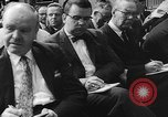 Image of Dwight D Eisenhower Washington DC USA, 1960, second 25 stock footage video 65675042231