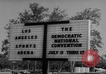 Image of 1960 Democratic convention Los Angeles California USA, 1960, second 11 stock footage video 65675042232