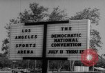 Image of 1960 Democratic convention Los Angeles California USA, 1960, second 12 stock footage video 65675042232