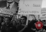 Image of 1960 Democratic convention Los Angeles California USA, 1960, second 56 stock footage video 65675042232
