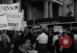 Image of 1960 Democratic convention Los Angeles California USA, 1960, second 61 stock footage video 65675042232
