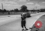 Image of Barbara Moore cross-country walk USA New York United States USA, 1960, second 4 stock footage video 65675042234