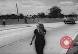 Image of Barbara Moore cross-country walk USA New York United States USA, 1960, second 5 stock footage video 65675042234