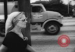 Image of Barbara Moore cross-country walk USA New York United States USA, 1960, second 16 stock footage video 65675042234