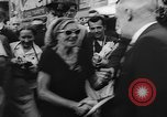 Image of Barbara Moore cross-country walk USA New York United States USA, 1960, second 26 stock footage video 65675042234