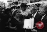 Image of Barbara Moore cross-country walk USA New York United States USA, 1960, second 31 stock footage video 65675042234