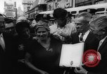 Image of Barbara Moore cross-country walk USA New York United States USA, 1960, second 32 stock footage video 65675042234