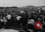 Image of John F Kennedy Hyannis Port Hyannis Massachusetts USA, 1960, second 42 stock footage video 65675042252