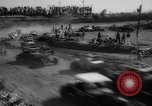 Image of old motorcar race Dallas Texas USA, 1958, second 8 stock footage video 65675042274