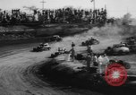 Image of old motorcar race Dallas Texas USA, 1958, second 14 stock footage video 65675042274