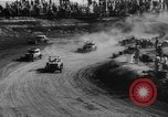 Image of old motorcar race Dallas Texas USA, 1958, second 15 stock footage video 65675042274