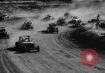 Image of old motorcar race Dallas Texas USA, 1958, second 16 stock footage video 65675042274
