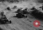 Image of old motorcar race Dallas Texas USA, 1958, second 17 stock footage video 65675042274