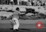 Image of old motorcar race Dallas Texas USA, 1958, second 40 stock footage video 65675042274