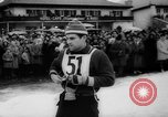 Image of ski championship Garmisch-Partenkirchen Germany, 1959, second 60 stock footage video 65675042281