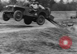 Image of Jeeps in use worldwide during World War 2 United States USA, 1943, second 33 stock footage video 65675042283