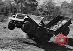 Image of Jeeps in use worldwide during World War 2 United States USA, 1943, second 35 stock footage video 65675042283