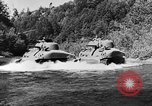 Image of Jeeps in use worldwide during World War 2 United States USA, 1943, second 54 stock footage video 65675042283