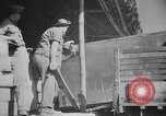 Image of transporting supplies Calcutta India, 1945, second 19 stock footage video 65675042286