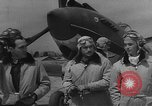 Image of United States Army Air Force planes Kunming China, 1945, second 11 stock footage video 65675042287