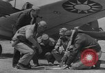 Image of United States Army Air Force planes Kunming China, 1945, second 13 stock footage video 65675042287