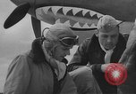 Image of United States Army Air Force planes Kunming China, 1945, second 18 stock footage video 65675042287
