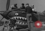 Image of United States Army Air Force planes Kunming China, 1945, second 38 stock footage video 65675042287
