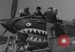 Image of United States Army Air Force planes Kunming China, 1945, second 39 stock footage video 65675042287