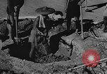 Image of house on fire China, 1945, second 20 stock footage video 65675042297