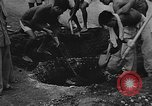 Image of house on fire China, 1945, second 35 stock footage video 65675042297