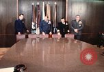 Image of General George S Brown Washington DC USA, 1974, second 13 stock footage video 65675042306