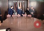 Image of General George S Brown Washington DC USA, 1974, second 14 stock footage video 65675042306