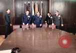 Image of General George S Brown Washington DC USA, 1974, second 15 stock footage video 65675042306