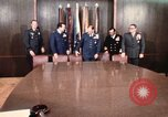Image of General George S Brown Washington DC USA, 1974, second 16 stock footage video 65675042306