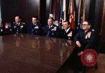 Image of General George S Brown Washington DC USA, 1974, second 18 stock footage video 65675042306