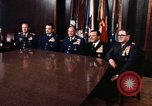Image of General George S Brown Washington DC USA, 1974, second 20 stock footage video 65675042306
